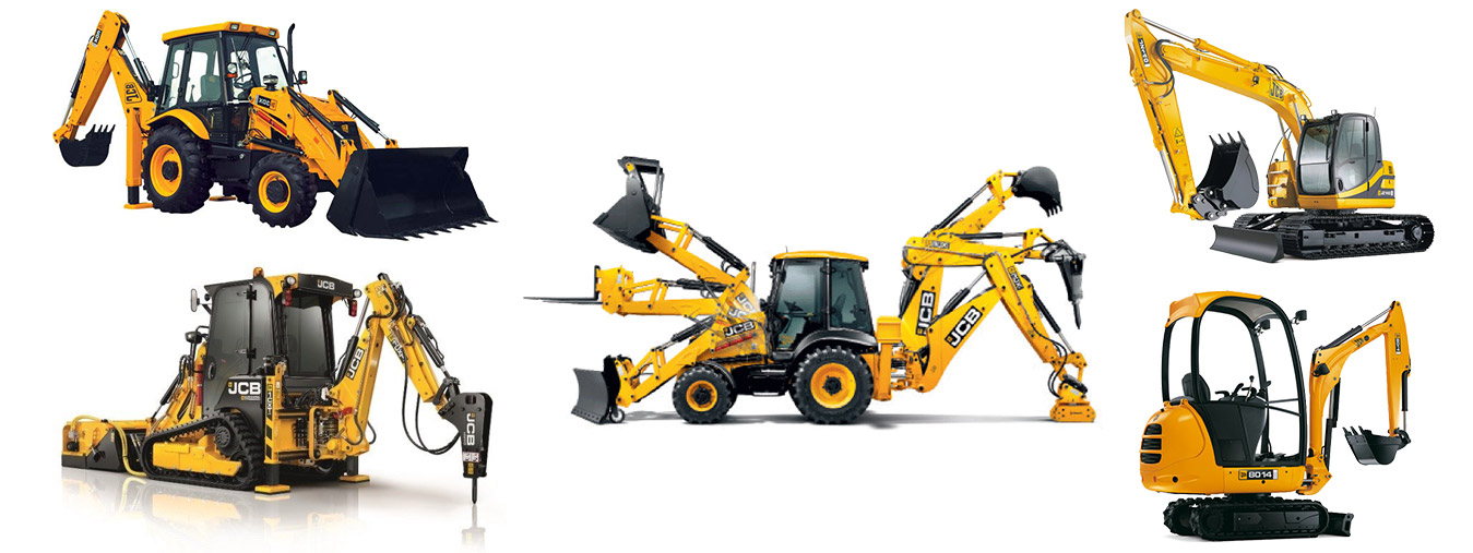 Heavy & Construction equipment and spare parts